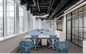 上海570多平米的新办公室怎么装修?装修费用大概是多少?
