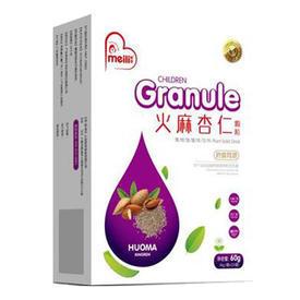 火麻杏仁顆粒 NET 4g/袋(20袋)《通便潤腸、和胃下氣》