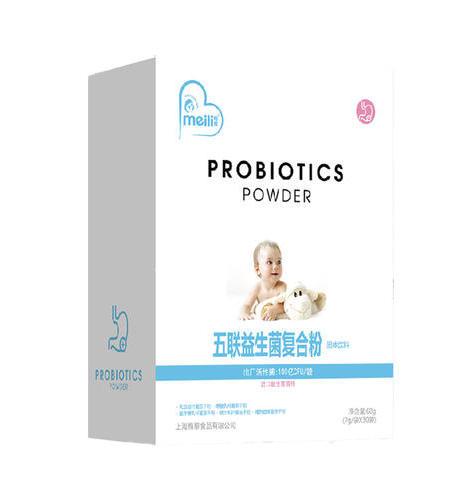 五联益生菌复合粉  固体饮料   NET  60g (29/袋×30袋)