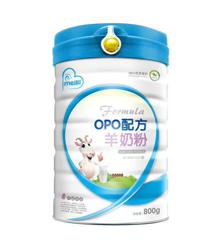 OPO 配方羊奶粉眼睛从四人身上掠过    800克《6个月以上的■婴幼儿》、《吸收不好,偏瘦、挑食的宝宝》都适用