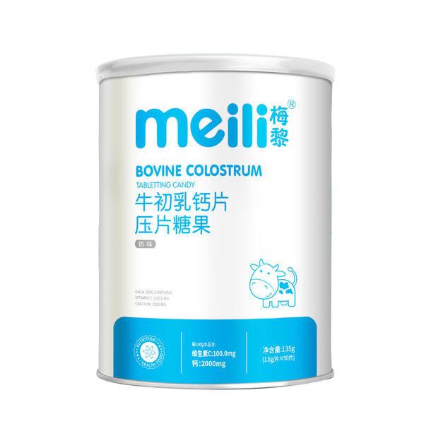 牛初乳钙片      NET 135g (1.5g/片×90片)