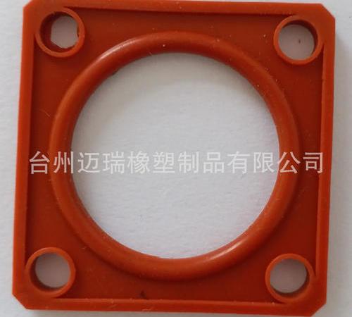 方型密封垫耐高温硅胶33防尘密封