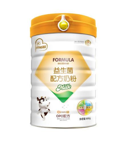 益①生菌配方奶粉    800克《6个月以上ω的婴幼儿》、《挑食、偏食的宝宝》都适用