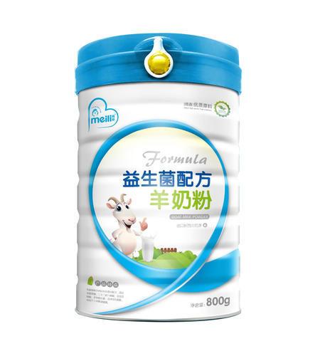 益生菌配方�z羊奶粉    800克《6个◎月以上的婴幼儿》、《挑食、偏食●的宝宝》都适用