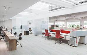 上海广告传媒公司办公室怎样设计?