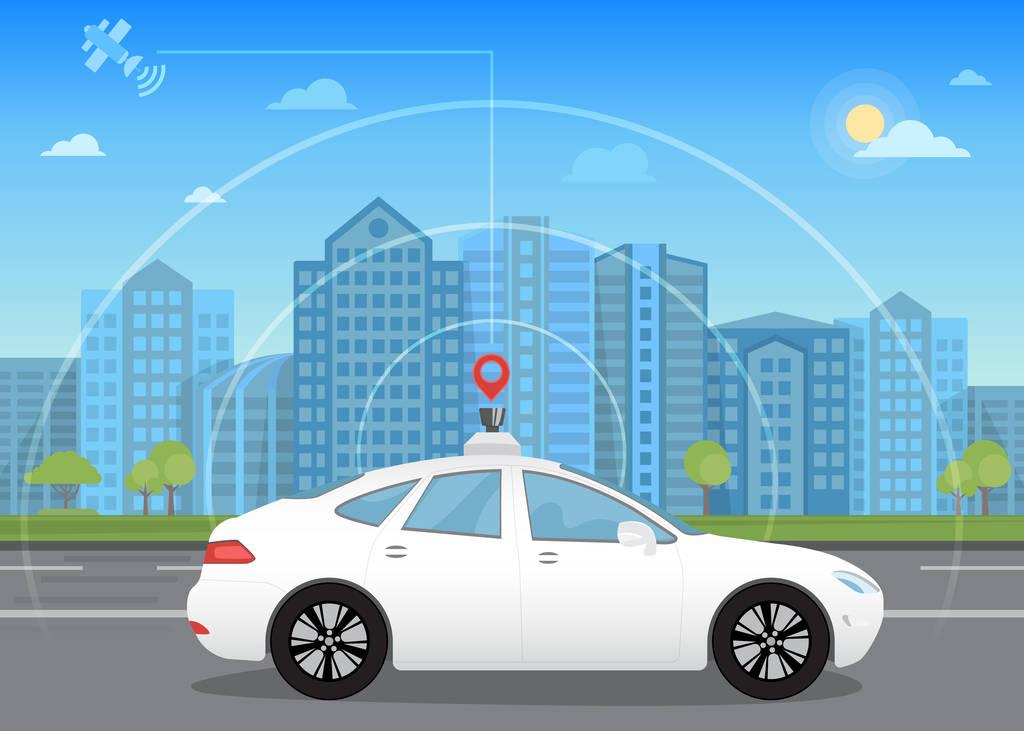 智能交通市场展望,2024年规模将达1300亿美元