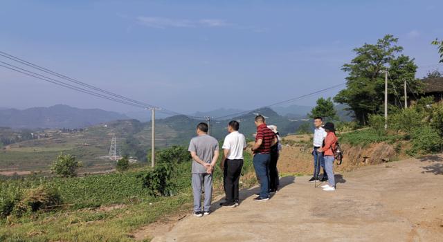 岁友空间受邀参加贵州省开阳县南龙乡康养小镇前期策划工作
