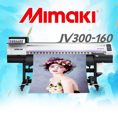 MIMAKIJV300-130/160双头四头打印机户内户外高速写真机
