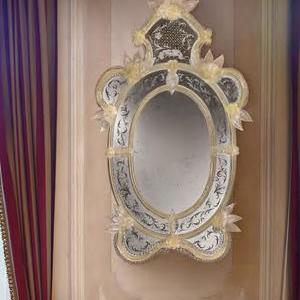 巴比尼镜子-欧式-AVV-ARTE_DI_MURANO__CLASSIC_LIGHTING_订制镜子 威尼斯镜子 手工镜子