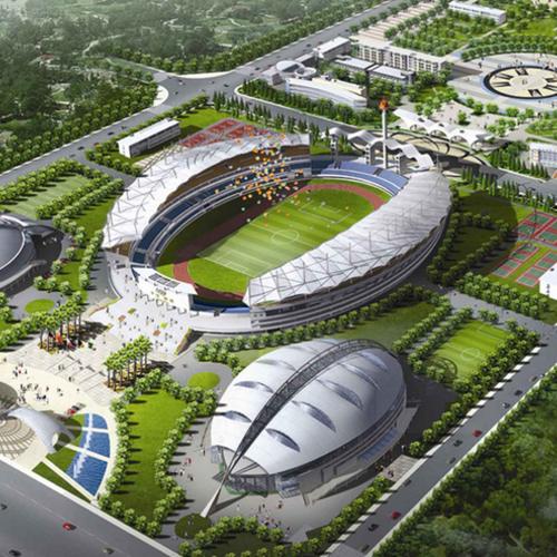 江西上饒體育中心