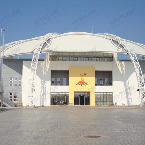 广州亚运会沙排馆