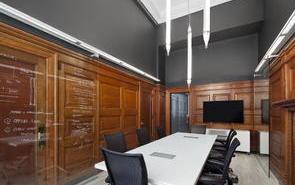 上海高档会议室天花吊顶如何设计?