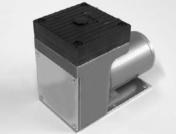 35L/min高负压大流量隔膜气泵