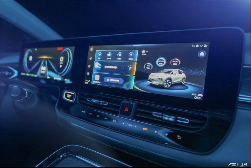 全球首款5G车埃安V 开启万物互联时代
