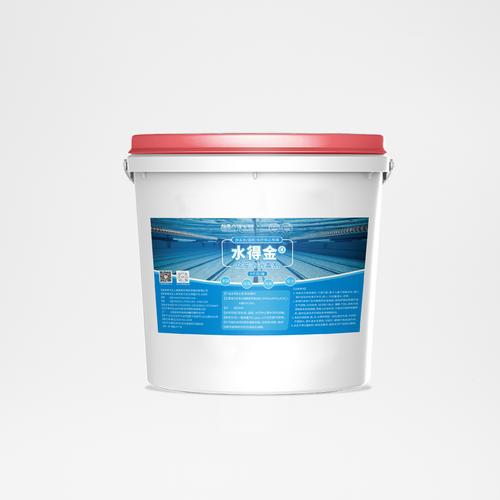 水得金游泳池专用消毒剂