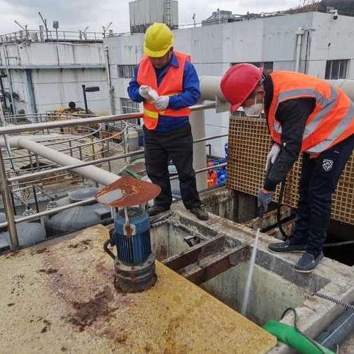 工业生化池清理
