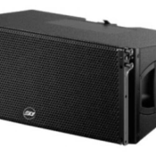 DY-C210N主扩全频有源线阵列音箱