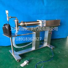 纯气动5升消毒液灌装机