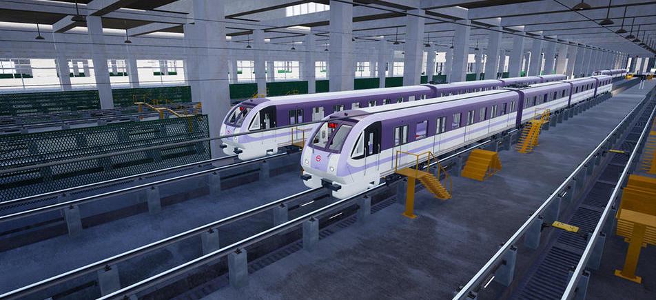 地铁全自动运行系统