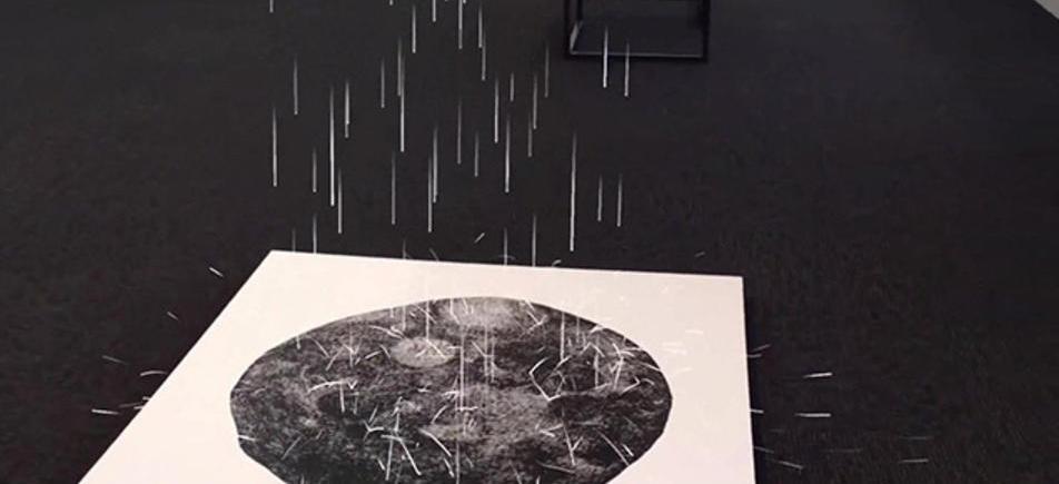 AR艺术空间拓展
