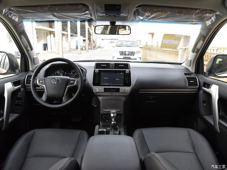 一汽丰田 普拉多 2019款 3.5L 自动TX-L尊享版