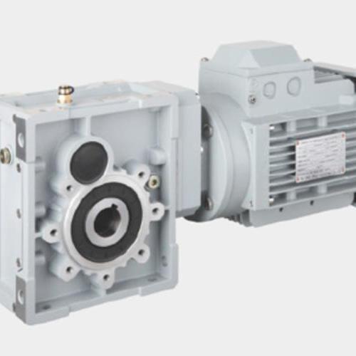 SKM58斜齿-准双曲面齿轮减速机SKM58B-50-2.2KW