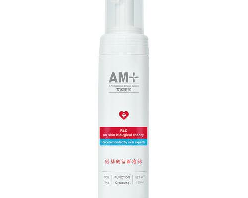 氨基酸洁面泡沫 AM-602 180ml