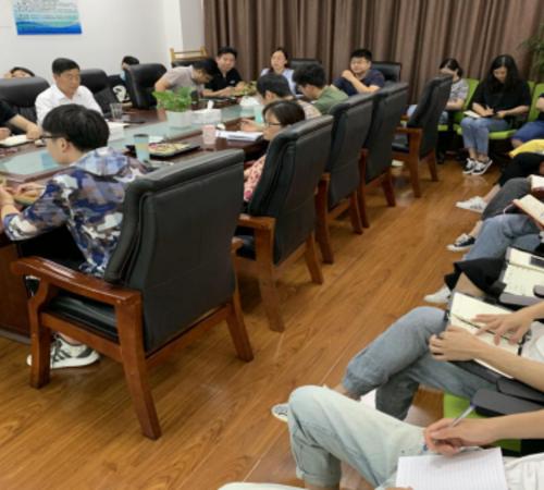 上海仁泓工程咨询有限公司召开2020年度安全月动员大会