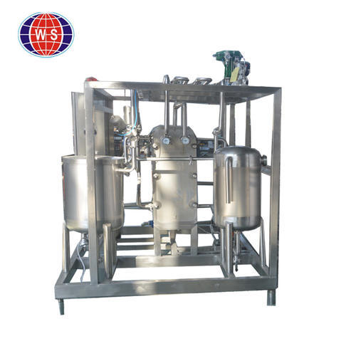plate pasteurizer machine