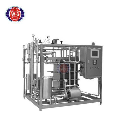 UHT plate sterilize machine