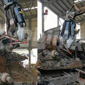 双缸大力剪DS系列废钢剪切液压剪