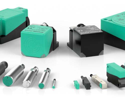 P+F电感式传感器 圆柱形 不锈钢外壳 3线 齐平安装
