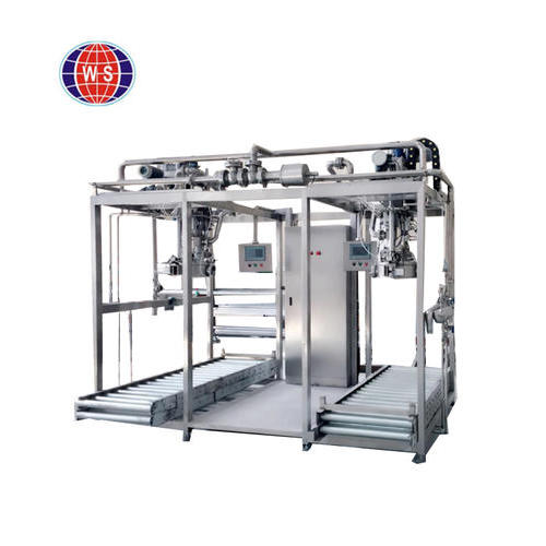 aseptic large bag filling machine
