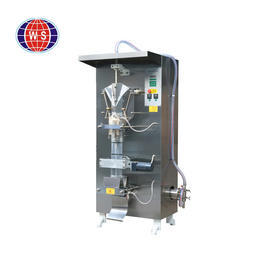 automatic plastic bag filling machine