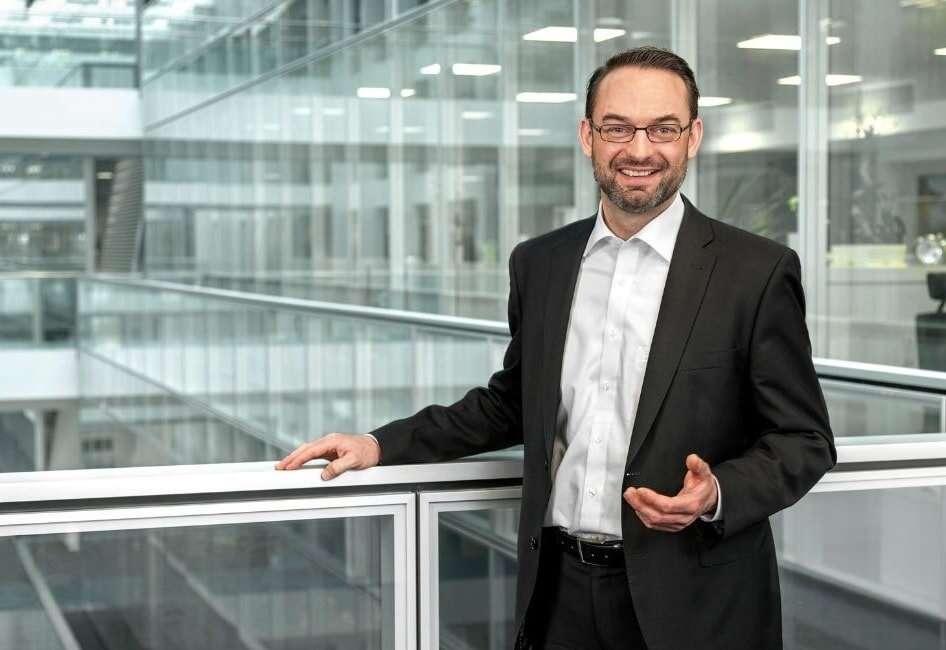Christian Senger, the Volkswagen Group board of management member who oversees the automaker's digital activities (Image: Volkswagen)