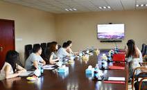 交流学习·互信互助∣青企联合会大走访到新北区会员企业