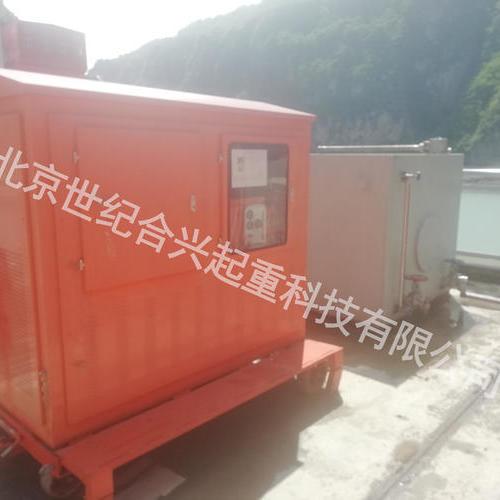 四川省沙坪二级水电站