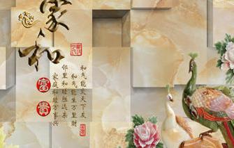 金华凯轩装饰板欧尼诗浮雕背景3D5D浮雕定制集成墙板