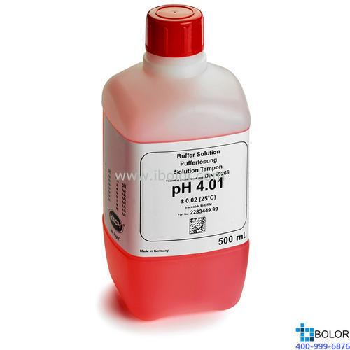 pH4.01缓冲溶液 HACH/哈希 2283449