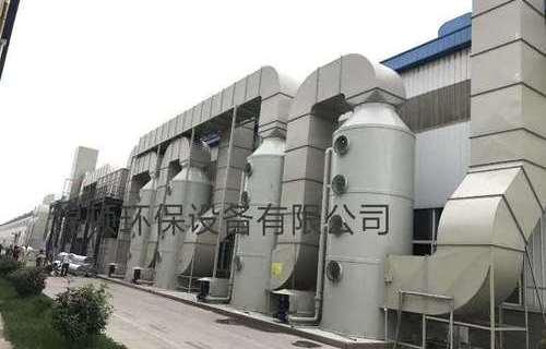 PP洗涤塔设备