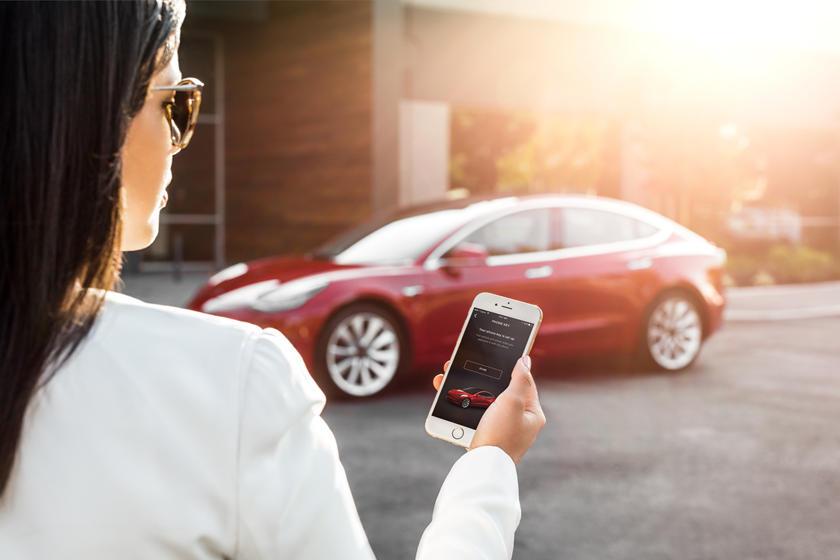 2017-2020 Tesla Model 3 Control System