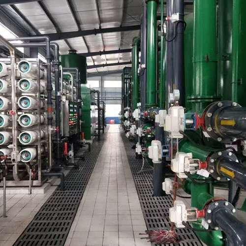 氮封装置在超纯水系统上的应用