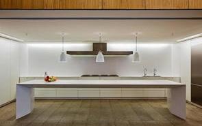 辦公室五十平米茶室如何設計?