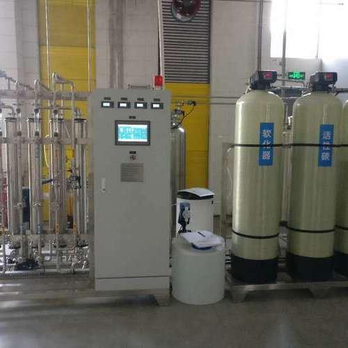 食品行业纯水设备种类与各自特点