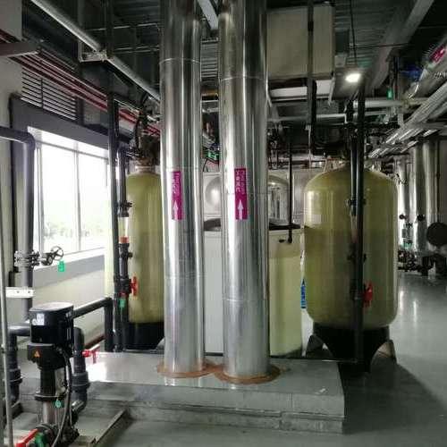 HJ系列软化水设备操作使用说明