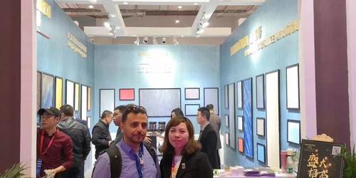2019上海秀 | 意大利圣铂蒂首次参加中国建博会