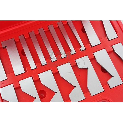 17pcs Precision Angle Block Set