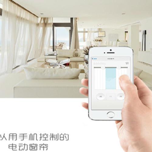 电动窗帘适合安装在家庭的有哪几种