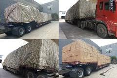 1600 Cartridges Transported To NeiMeng
