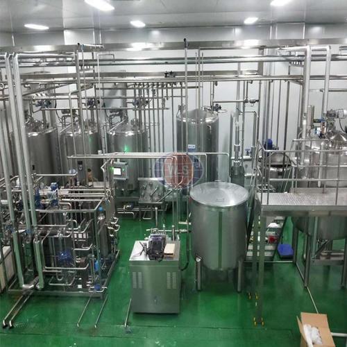 China zhejiang IMN pasteurized milk turnkey project